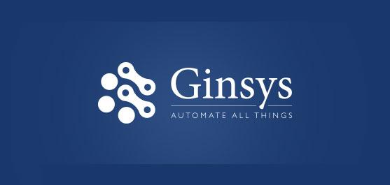 Ginsys logo design